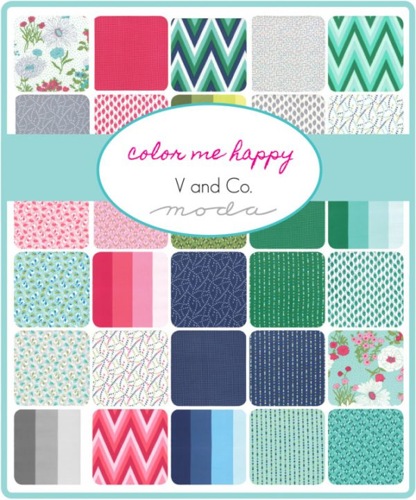 Color my Happy by V & Co