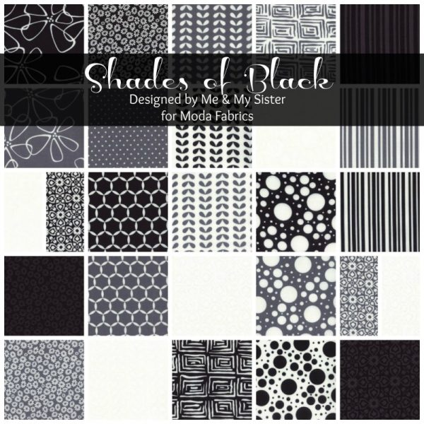 Shades of black by Me & My Sisters